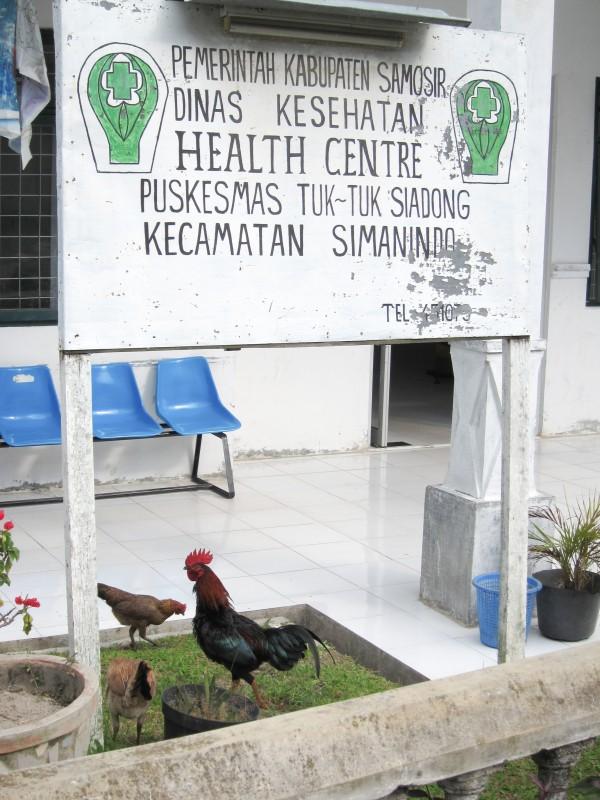 Tuk Tuk Hospital